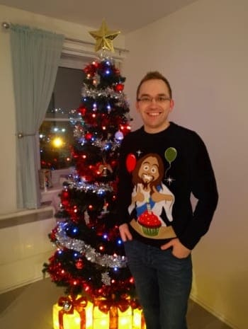 christmas jumper, christmas jumper day, copywriting, graphic design, promotion