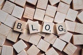 copywriter, blog