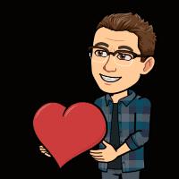 Matt BitEmoji holding a love heart, why blogging is important, business blog, copywriter, freelance copywriter, copywriter in liverpool