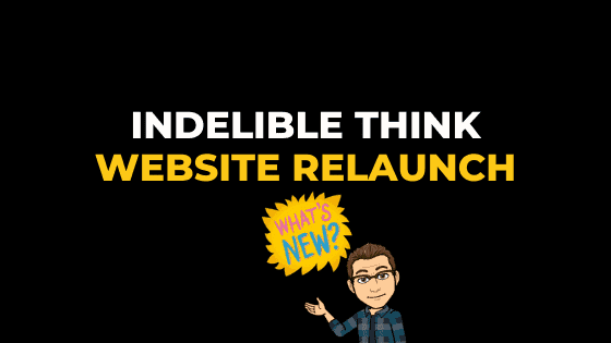 WEBSITE RELAUNCH: WHAT'S NEW?
