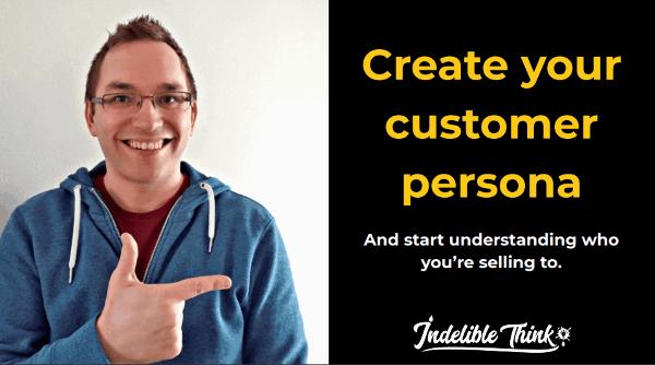 brand identity, client persona